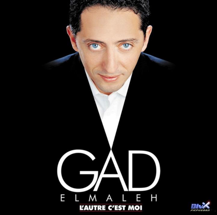 GAD ELMALEH humoriste